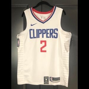 LA Clippers Shai Gilgeous-Alexander #2 Jersey